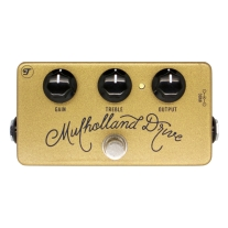 "Teletronix Mulholland Drive ""Script"" Overdrive Pedal"