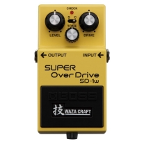 Boss SD-1W Super Overdrive Waza Craft Special Edition