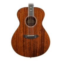Breedlove Stage Concert E All-Mahogany Acoustic-Electric Guitar