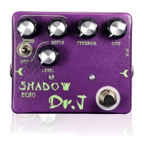 Dr.J Shadow Echo Analog Delay Echo Electric Guitar Effect Pedal