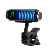 Korg Sledgehammer Custom 100 Clip-On Tuner - Black