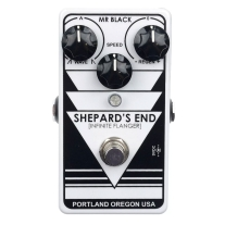 Mr Black Pedals Shepard's End Sub Zero