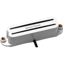 Seymour Duncan SHR1 - Hot Rails Bridge Pickup - White