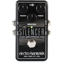 Electro-Harmonix The Silencer Guitar Noise Gate Pedal