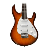 Sterling By Music Man SUB SILO3 Electric Guitar in Tobacco Sunburst