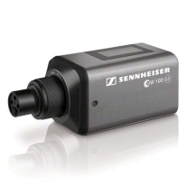 Sennheiser SKP 100 G3 Plug-On Transmitter for Dynamic Mics - A1 (470-516 MHz)