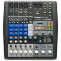Presonus StudioLive AR8 8-Channel Hybrid Digital/Analog Performance Mixer