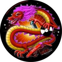 Ortofon SM13 Pair of Chinese Dragon Slipmats