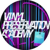 Ortofon SM17 Limited Edition Pair of Vinyl Preservation Graphic Slipmats