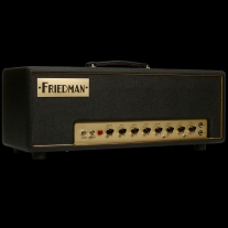 Friedman Small Box 50-Watt 2-Channel Tube Head