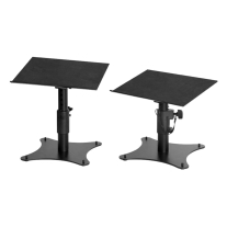 "On-Stage Desktop Monitor Stands (9x12"", Pair)"
