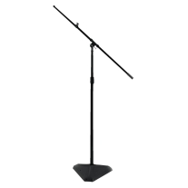 On Stage SMS7630 Hex-Base Studio Microphone Stand with Telescoping Boom
