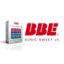 BBE Sound Sonic Sweet Plug-In Bundle