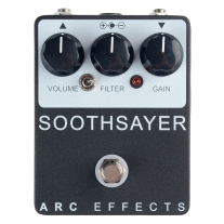 Arc Effects Soothsayer Overdrive / Distortion Pedal