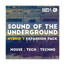 Air Music Technology Sound of The Underground for Hybrid 3