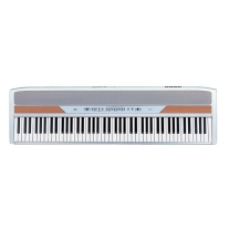 Korg SP250 88-Key Portable Piano - White