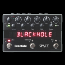 Eventide Reverb and Beyond Space Electric Guitar Multi Effect
