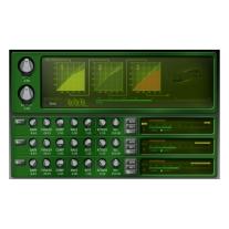 McDSP SPC2000 HD Compressor