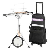 Yamaha SPK-275R Student Bell Kit with Rolling Cart