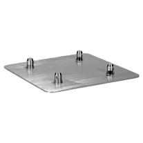 "Global Truss 12x12"" Aluminum Base Plate"