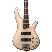 Ibanez SR300CGD 4 String Electric Bass in Champagne Gold