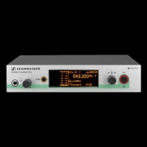 Sennheiser SR300IEMG3-A Rack Mountable Wireless IEM Monitor