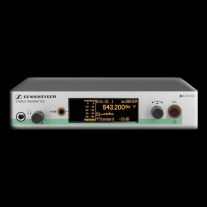 Sennheiser SR300IEMG3-B Rack Mountable Wireless IEM Monitor (Factory Repack)