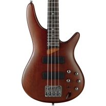 Ibanez SR500 MBM Soundgear 4-String Bass Brown Mahogany