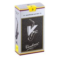 10-Pack of Vandoren 3.0 Alto Saxophone V12 Reeds