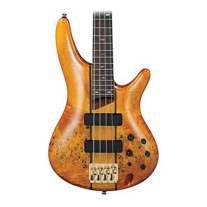 Ibanez SR800 4-String Electric Bass in Amber