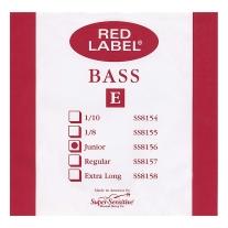 Super Sensitive 8106 Pure Nickel Contra Bass Strings, Custom