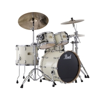 Pearl Session Studio Classic SSC924XUP/C 4-Piece Drum Shell Pack Antique Ivory
