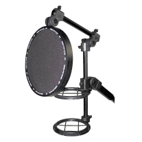Sabra SSM-POP Pop Filter and Shock Mount Kit for Microphones