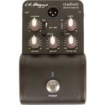 LR Baggs Stadium DI - Bass DI with Shaping Controls