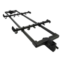 SEQUENZ Tier Adapter for Standard-S-ABK Keyboard Stands in Black