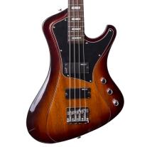 ESP LTD Stream204TSB 4 String Bass Tobacco Sunburst