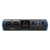 Presonus Studio 24C USB-C Audio/MIDI Interface