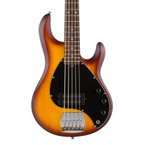Sterling By Music Man Sub Ray 5 String Bass in Honeyburst