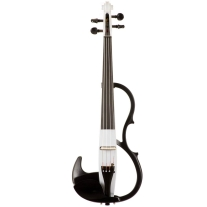 Yamaha SV200KBLK Silent Violin in Black Instrument Only
