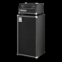 Ampeg Micro CL SVT Classic Bass Amplifier Stack