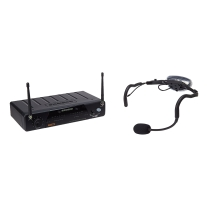 Samson AirLine 77 Fitness Head Worn Wireless Microphone System