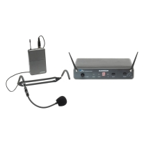 Samson Concert 88 Fitness System with Headset Microphone (D Band)