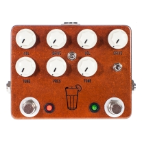 JHS Pedals Sweet Tea 2 In 1 Overdrive/Distortion Pedal
