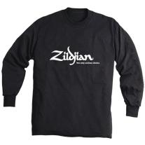 Zildjian Long Sleeve T, Black - Large
