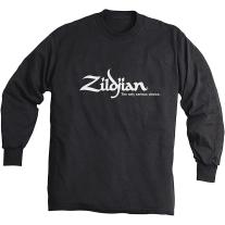 Zildjian Long Sleeve T, Black - X Large