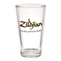 Zildjian Pint Glass