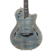 Taylor T5z Pro Electric Acoustic Guitar In Denim with Case