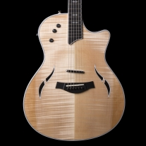 Taylor T5z Pro Electric Acoustic Guitar in Natural with Case