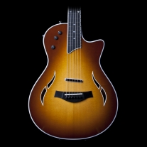 Taylor T5Z Standard Hybrid Electric Acoustic Guitar in Honey Sunburst