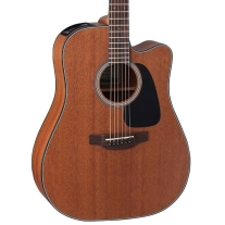Takamine GD11MCENS Dreadnought Acoustic Electric Guitar in Natural Satin